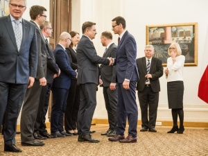 [nasza fotorelacja] Powołanie przez Prezydenta Andrzeja Dudę nowych członków Rady Dialogu Społecznego