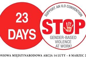 Stop przemocy w miejscu pracy! Chcemy konwencji MOP!