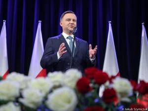 [Pełna treść wystąpienia] Prezydent do Polaków na Litwie: Jesteśmy jedną polską rodziną