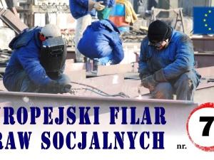 Krótki przewodnik po Europejskim filarze praw socjalnych, punkt 7: informacja o warunkach zatrudnienia
