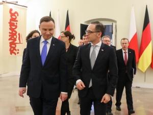 Trafił Kosa na dr. Rydlińskiego [po wizycie Heiko Maasa]: Tu USA, tam Niemcy a Polska liderem regionu