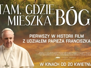 [video] Niezwykłe. Papież Franciszek wystąpił w filmie kinowym!