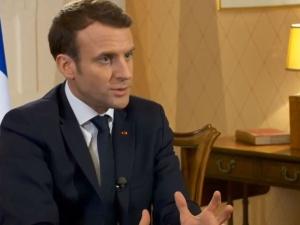 Francja: Poparcie dla prezydenta Emmanuela Macrona spadło do najniższego poziomu od wyborów