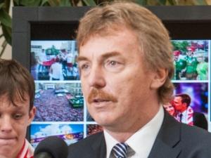 Zbigniew Boniek z ukrycia sfotografowany z posłem Gawłowskim. Ostra reakcja prezesa PZPN