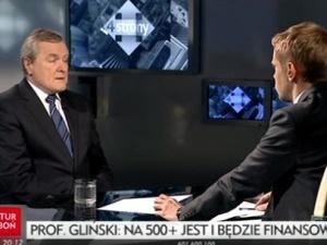 Minister Gliński u Świątka: To jest aż krępujące, że tak pozytywnie muszę mówić o własnym rządzie