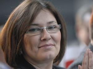 """Beata Mazurek do Dominika Tarczyńskiego: """"A skąd wiesz, o czym będziemy mówić? Jasnowidz?"""""""