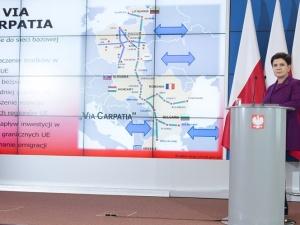 Premier: Rząd kładzie duży nacisk, by realizowano projekty infrastrukturalne w północno-wschodniej Polsce