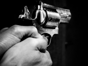 [video] Strzelanina w Szczecinie. Mężczyzna zaatakował dziennikarzy