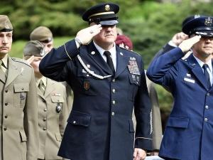 Wyjątkowo ciepłe słowa Amerykanów: Chcemy podziękować za waszą służbę na rzecz wolności
