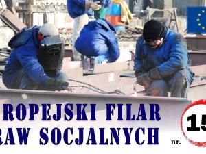 Krótki przewodnik po Europejskim filarze praw socjalnych, punkt 15: świadczenia emerytalne i renty