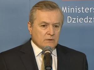 Piotr Gliński na konferencji: Wszyscy tracą na budowaniu życia publicznego na postprawdzie