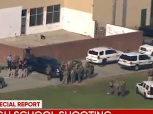 Kolejna masakra w szkole w USA – przynajmniej osiem ofiar