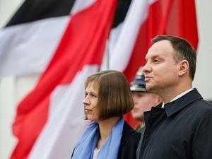 Prezydent Republiki Estońskiej Kersti Kaljulaid w Polsce