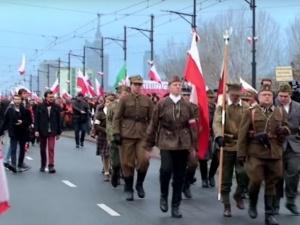KGP: 7 tys. stołecznych policjantów podczas Marszu Niepodległości
