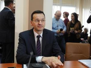 Mateusz Morawiecki: nie ma żadnych propozycji podniesienia podatków z 19 do 40 proc