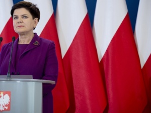 Premier Beata Szydło na szczycie Chińska Republika Ludowa - Europa Środkowo-Wschodnia (16+1) w Rydze