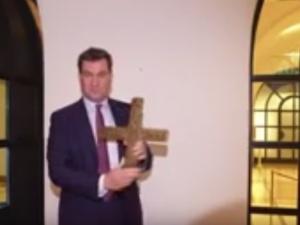 Od dziś w Bawarii krzyż na każdym budynku publicznym