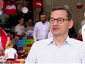 [video] Premier Morawiecki opowiada o swoich dzieciach i zaprasza na obchody Dnia Dziecka w KPRM