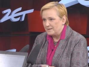 Róża Thun: Tusk to mądra i skuteczna twarz Polski. Jest wybitnym politykiem, im go więcej tym lepiej