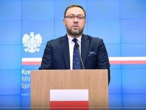 Wiceminister Cichocki z Waszyngtonu o reakcji Departamentem Stanu na słowa Mosbacher: Zadowalająca