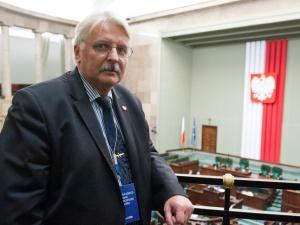 Był minister spraw zagranicznych Witold Waszczykowski trafił do szpitala