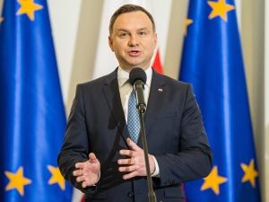 [video] Prezydent Andrzej Duda przedstawił propozycję 15 pytań w referendum konstytucyjnym