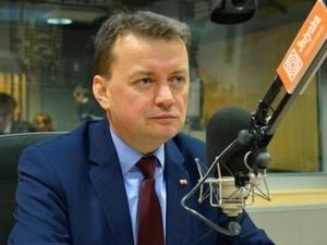 Minister Błaszczak o modernizacji: To nie prawda, że rezygnujemy z jakiegokolwiek programu