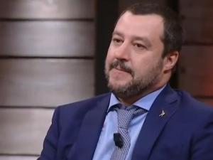 Włoski minister MSW do lewicowego aktywisty nazywającego go faszystą: Pocieszające powiedziałbym!