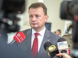 Mariusz Błaszczak zdradza co jest kluczem do bepieczeństwa Polski