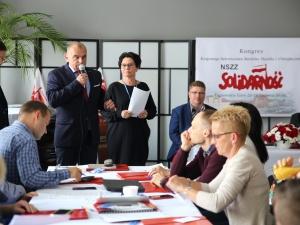 Alfred Bujara jednogłośnie wybrany przewodniczącym Krajowego Sekretariatu Banków Handlu i Ubezpieczeń