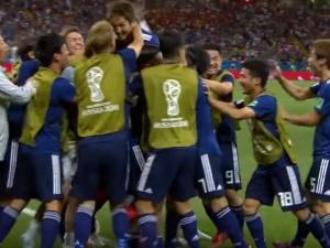 Niecodzienny gest reprezentacji Japonii w piłce nożnej. Co zrobili?
