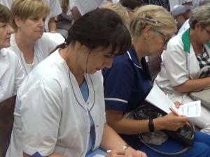 Strajk w lubelskim szpitalu. Ponad 200 pielęgniarek odeszło od łóżek pacjentów