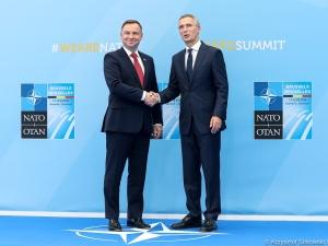 Dziś drugi dzień szczytu NATO. Co przed nami?