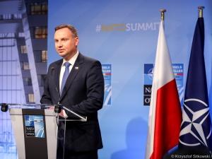Prezydent: Potrzeba solidarności w NATO!