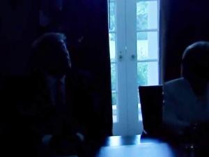 [video] Ciekawe. Donald Trump mówi o zaufaniu do amerykańskiego wywiadu i w tym momencie… gaśnie światło