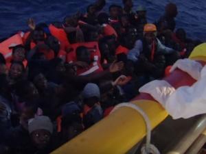 [Chrześcijanie na Bliskim Wschodzie] Nowy szlak imigrantów, albo targ niewolników. Chrześcijanie zostają
