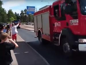 Prezydent Andrzej Duda: Do Grecji też pojadą polscy strażacy!