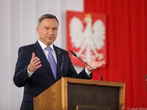 Senat odrzucił wniosek prezydenta Andrzeja Dudy o referendum