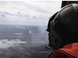 Szwecja prosi NATO o pomoc w gaszeniu pożarów