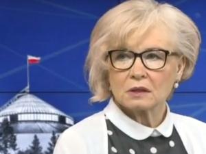 """[video] Maria Ochman Sekretariat Ochrony Zdrowia NSZZ """"S"""": Nie chcielibyśmy prowadzić negocjacji na ulicy"""