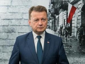 M. Błaszczak: Dźwięk syren i niemy salut Polaków, to symbol naszego szacunku dla bohaterów