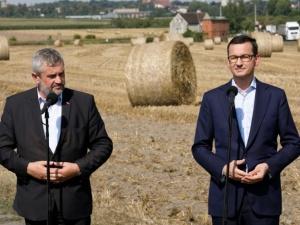 Zbigniew Kuźmiuk: Prawie 800 mln zł na pomoc dla rolników, a niewykluczona także nowelizacja budżetu