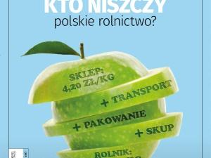 """Najnowszy """"Tygodnik Solidarność"""": Kto niszczy polskie rolnictwo?"""