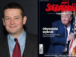 """Prof. Chodakiewicz dla """"TS"""": Należy przekonać Donalda Trumpa do idei Międzymorza"""
