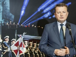 Adamowicz nie zaprosił wojska [!] na Westerplatte. Minister Błaszczak: Żądam zmiany decyzji