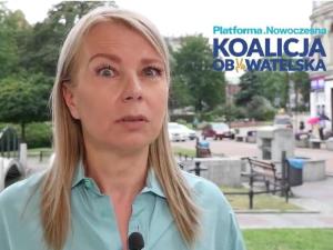 [video] Krystyna Pawłowicz o spocie Elżbiety Bieńkowskiej: Polski z Unijnej Komisji już nie widać...?