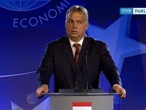 Viktor Obran podczas debaty z Jarosławem Kaczyńskim: Węgrzy bardzo chętnie z Polakami pójdą konie kraść