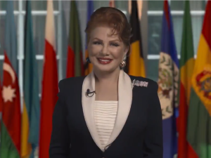 [video] Georgette Mosbacher: Polska jest liderem w NATO