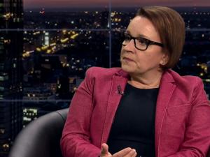 Anna Zalewska: Niczego w szkole nie da się diametralnie zmienić w ciągu jednego roku