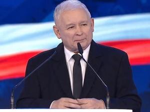 [Konwencja PiS] Jarosław Kaczyński: Nie uchybiamy demokracji, robimy to, co jest jej istotą